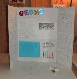 Arjun's Experiment on Germs