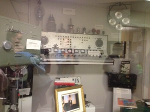 Old-time Television Equipments