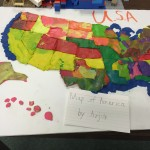 States of USA by Arjun