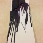 Purple Crayon Art