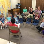 At All Saints Storytime