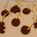 Cinnamon Smelling Ornaments made by Kabir