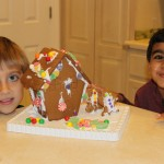 Gingerbread House by Ethan and Kabir