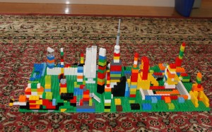 New York City.  Created by: Archi, Kabir and Arjun