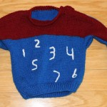 Number Sweater
